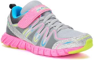Fila Crater 4 Strap Glitter Girls Sneakers