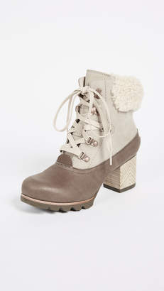 Sorel Jayne Luxe Booties