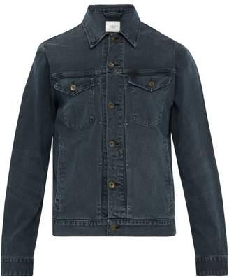 Rag & Bone Definitive Denim Jacket - Mens - Charcoal