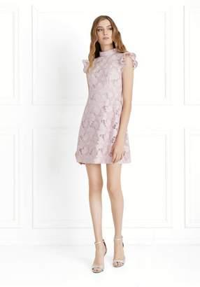 Rachel Zoe Alaya Lace Mini Dress