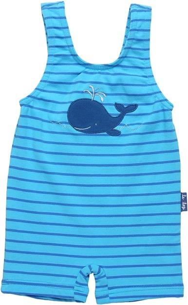 le top kids  Big Splash! Stripe Tank Swimsuit