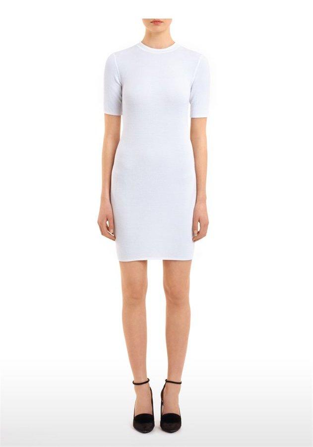 Short Sleeve Thermal Dress