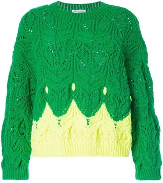 Vika Gazinskaya knit jumper