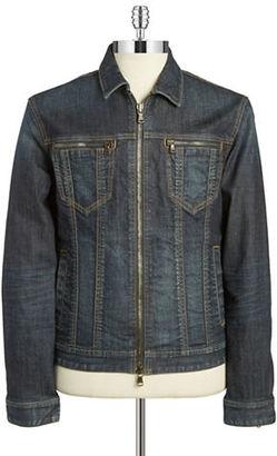 John Varvatos Star U.S.A. Denim Jacket $398 thestylecure.com