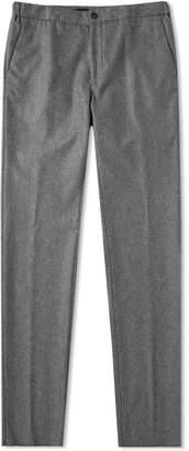 Incotex Slim Fit Casual Wool Trouser