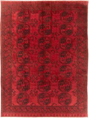 """ABC Home Vintage Afghan Wool Rug - 9'2""""x12'6"""""""