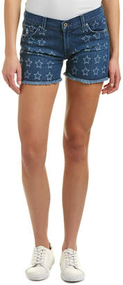 James Jeans Shorty Indigo Blue Slouchy Fit Boy Short
