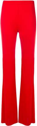 Emilio Pucci flared high-rise trousers