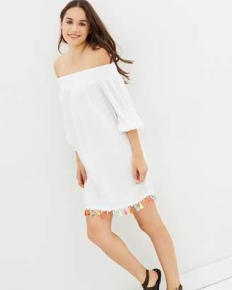 Living Doll Tassel Dress