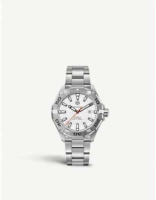 Tag Heuer WAY2013.BA0927 Aquaracer stainless steel watch