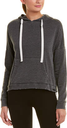 Betsey Johnson Performance Knit Hoodie
