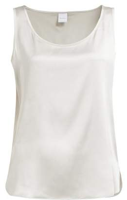 90563fc6defaa Max Mara Leisure - Silk Camisole - Womens - White
