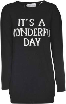 Alberta Ferretti Embroidered Sweatshirt