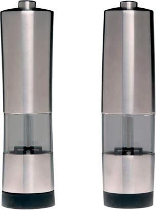 Berghoff Geminis Electric Salt & Pepper Mill Set