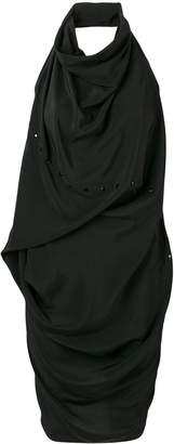 Rick Owens Babel Ellipse tunic