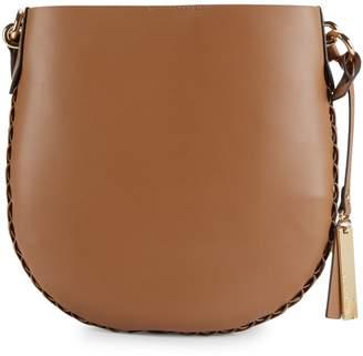 Vince Camuto Leather Bucket Crossbody Bag