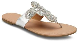 OLIVIA MILLER Out Of Office Sandal