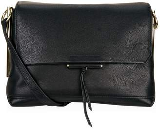 Sandro Leather Cross Body Bag