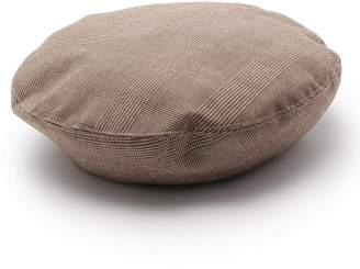 HusHusH (ハッシュアッシュ) - HusHusH チェックベレー帽