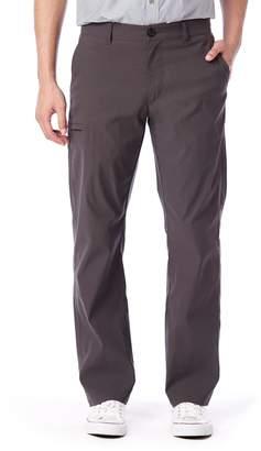 UNIONBAY Men's Rainier Travel Chino Pants Chino Pants Charcoal