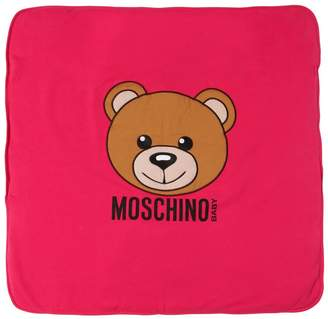 Moschino Padded Cotton Interlock Blanket
