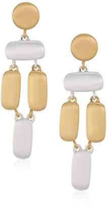 Lucky Brand Womens Brushed Earrings
