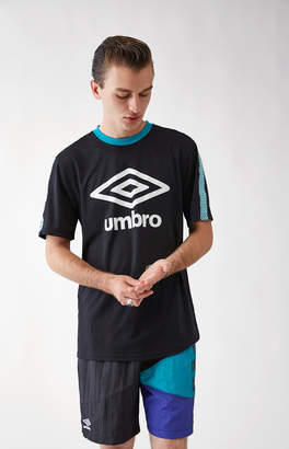 Umbro Big Logo Diamond Tape T-Shirt