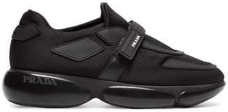 Prada Black Cloudbust 40 leather sneakers