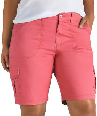 Lee Plus Size Diani Cargo Bermuda Shorts