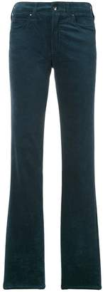 Armani Jeans straight trousers