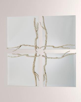 Global Views Twig Mirror
