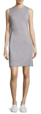 Escada Sport Heathered Sheath Dress