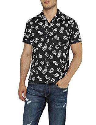 Replay Men's M4985 .000.71664 Casual Shirt