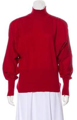 Saint Laurent Vintage Wool Turtleneck Sweater