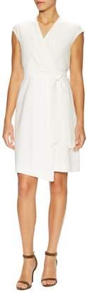Lafayette 148 New York Women's Grayson Wrap Dress