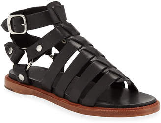 7d2c6fb0da9 Black Gladiator Women s Sandals - ShopStyle