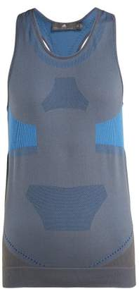 adidas by Stella McCartney Train Tank Top - Womens - Grey Multi
