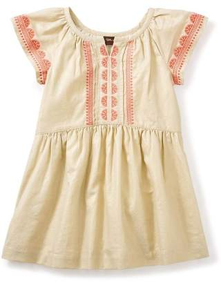 Tea Collection Victoria Embroidered Dress (Toddler, Little Girls & Big Girls)