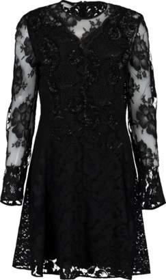 Stella McCartney Cassie Floral Lace Dress