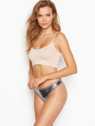 Victoria's Secret Dream Angels Shine & Lace Thong Panty