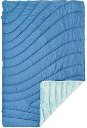 Rumpl The Fleece Puffy Throw Blanket