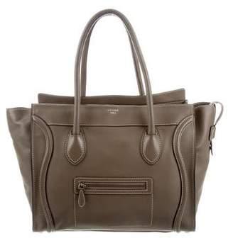 Celine Shoulder Luggage Tote