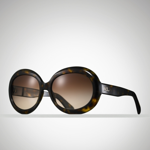 Ralph Lauren Thick Rimmed Sunglasses