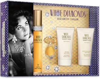 Elizabeth Taylor White Diamonds Women's Perfume 4-pc. Gift Set
