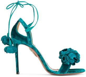 Aquazzura Wild Flower sandals