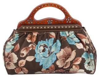 Isabella Fiore Embroidered Briana Bag