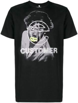 Telfar graphic print T-shirt
