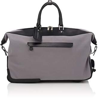 Anthony Logistics For Men T. Men's Carry-On Rolling Duffel Bag
