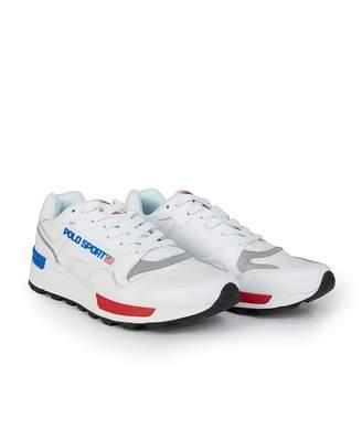 Polo Ralph Lauren Sport Trackstar Trainers Colour: W