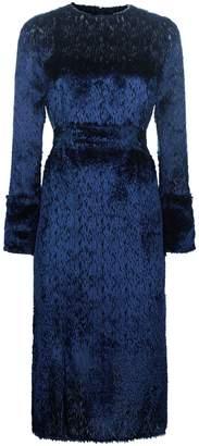 Akris Silk Textured Dress